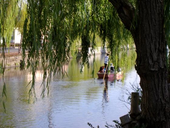 柳川・川下り