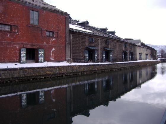小樽・運河