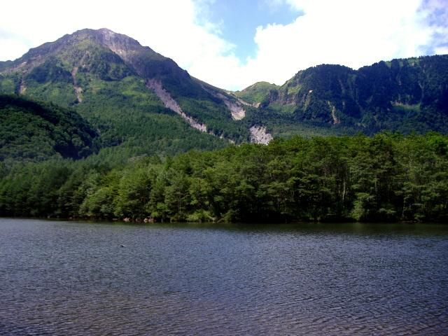 大正池 その1
