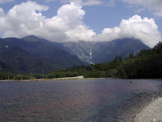 大正池 その2
