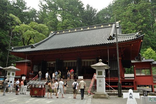 日光・二荒山神社